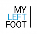 My Left Foot logo